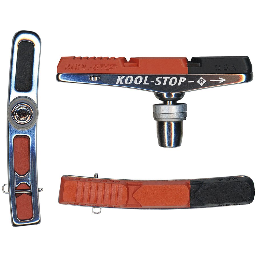 Kool Stop V-Type 2 Bremsschuhe - KS-VBH2