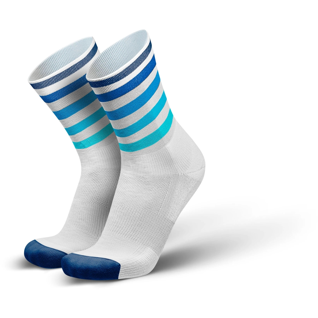 Produktbild von INCYLENCE Running Levels Socken - White