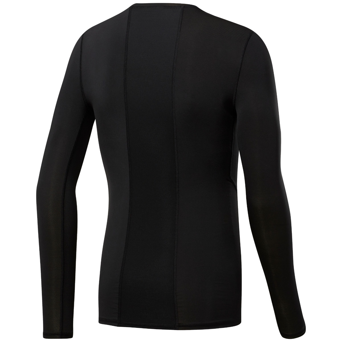 Bild von Reebok Herren Workout Ready Kompressions-Langarmshirt - black FP9105