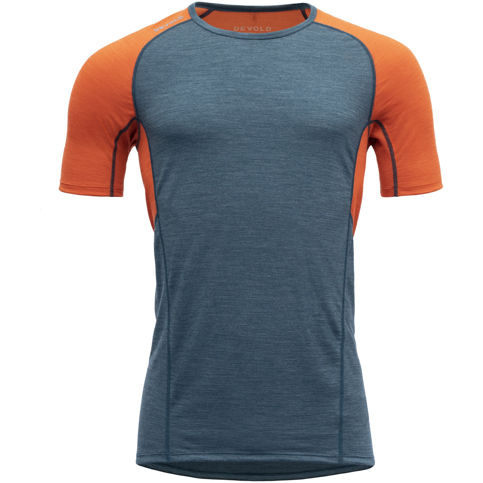 Foto de Devold Camiseta Running Hombre - 440 Pond