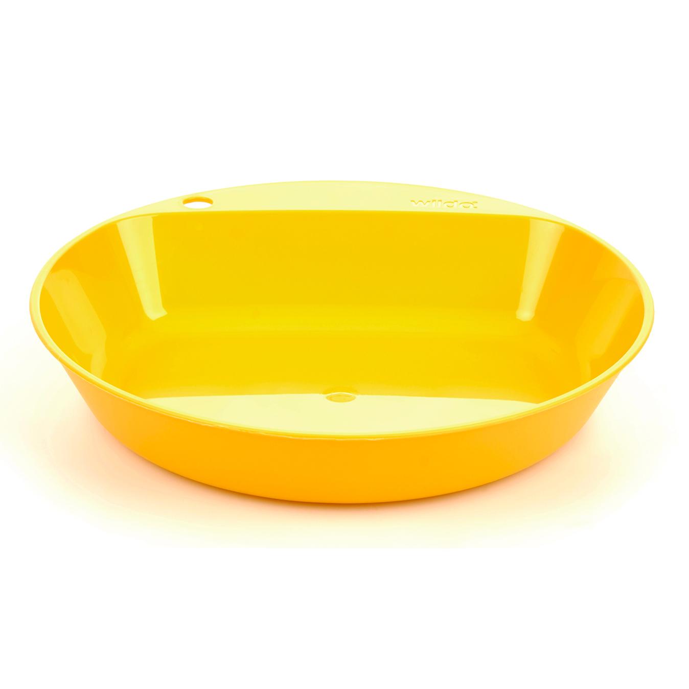 Wildo Tiefer Teller - lemon