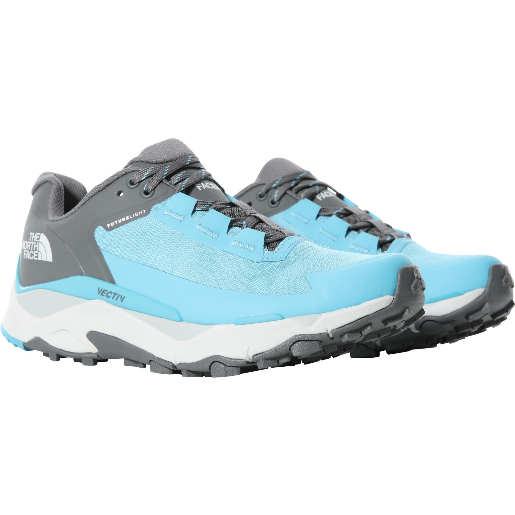 The North Face Damen Vectiv Exploris Futurelight Schuhe - Maui Blue/Zinc Grey