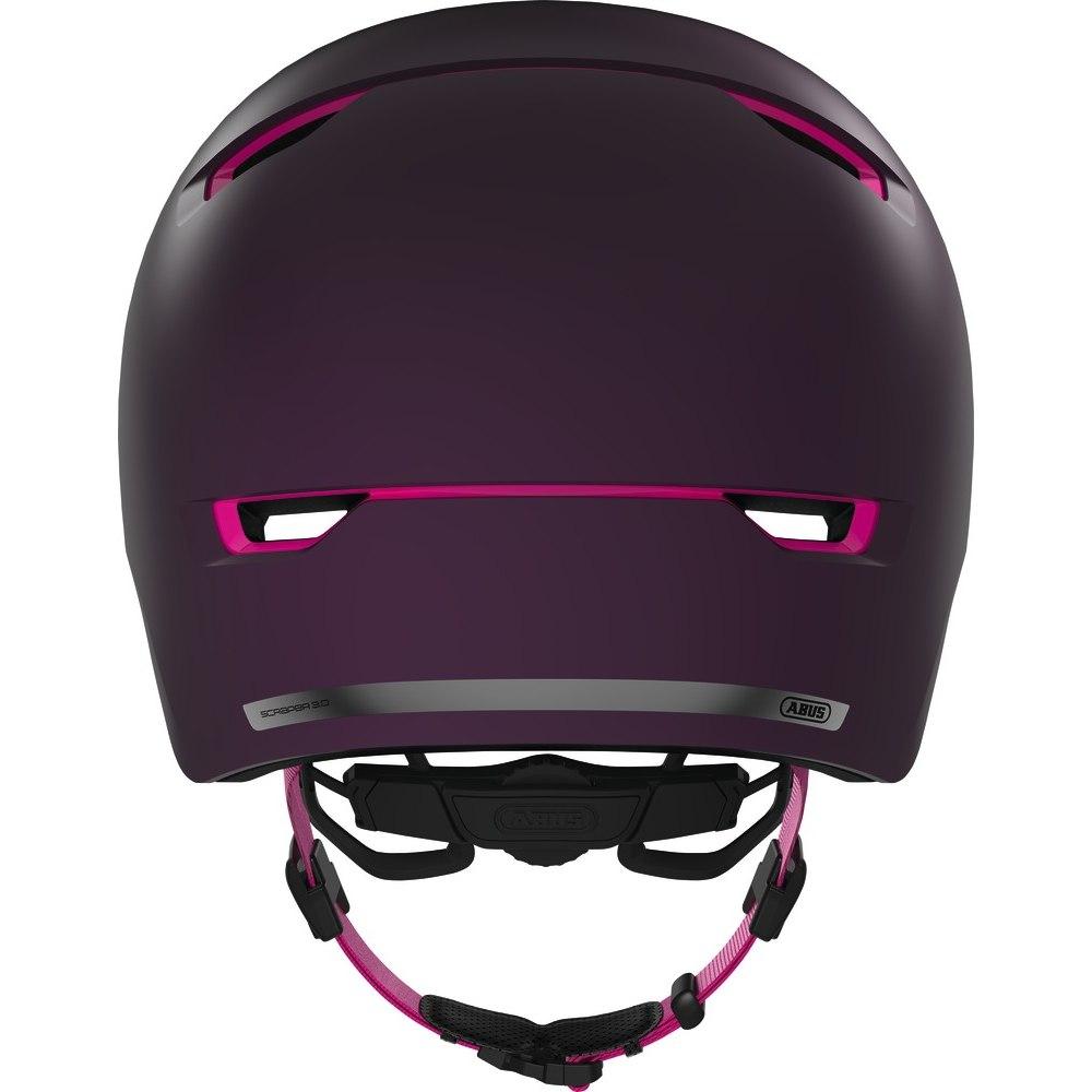 Imagen de ABUS Scraper 3.0 ACE Helmet - magenta berry