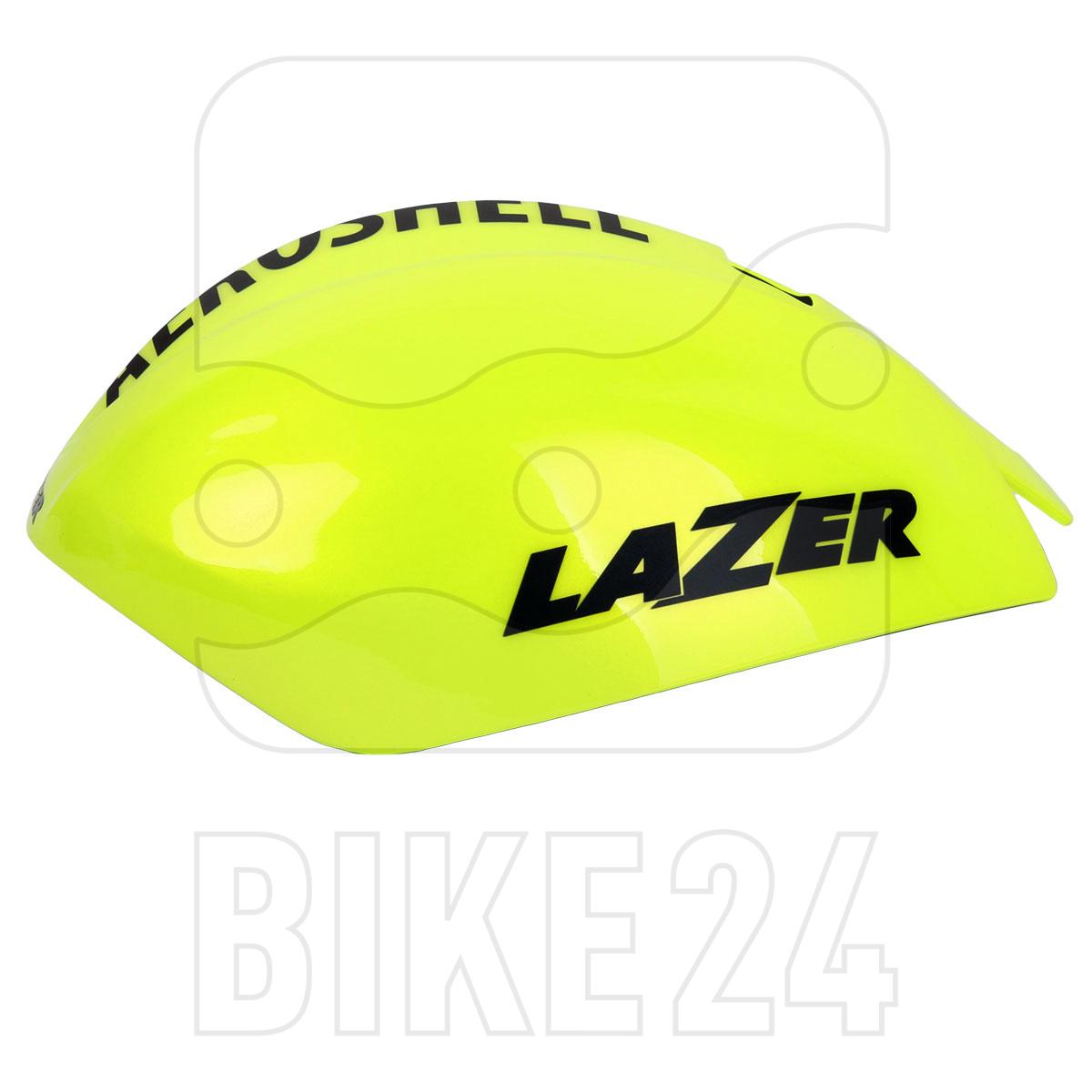 Lazer Aeroshell for Genesis - flash yellow