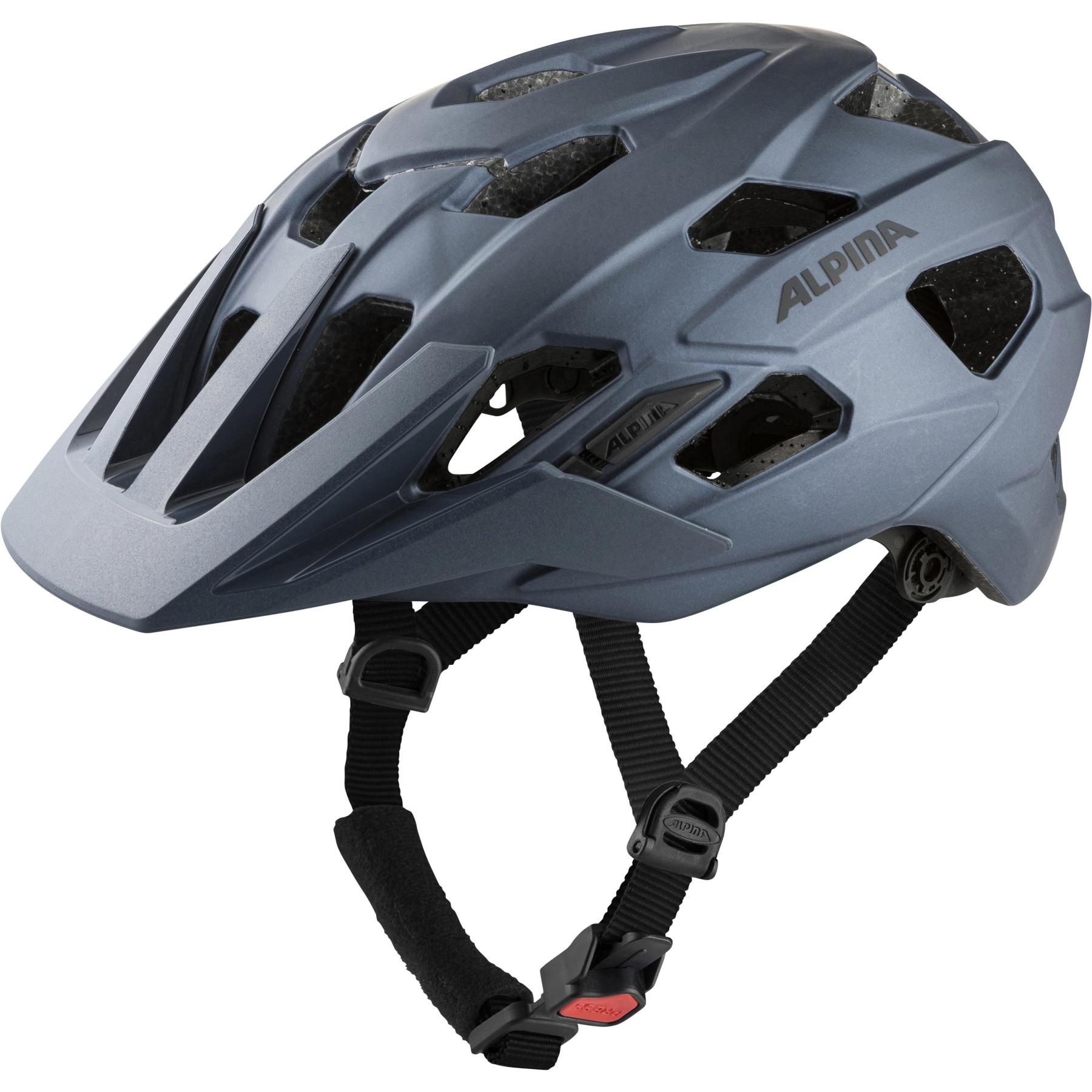 Alpina Plose Mips Helmet - indigo matt
