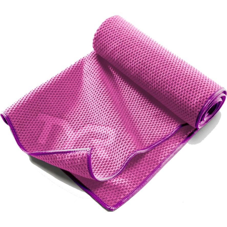 Produktbild von TYR Medium Hyper-Dry Sport Handtuch - pink