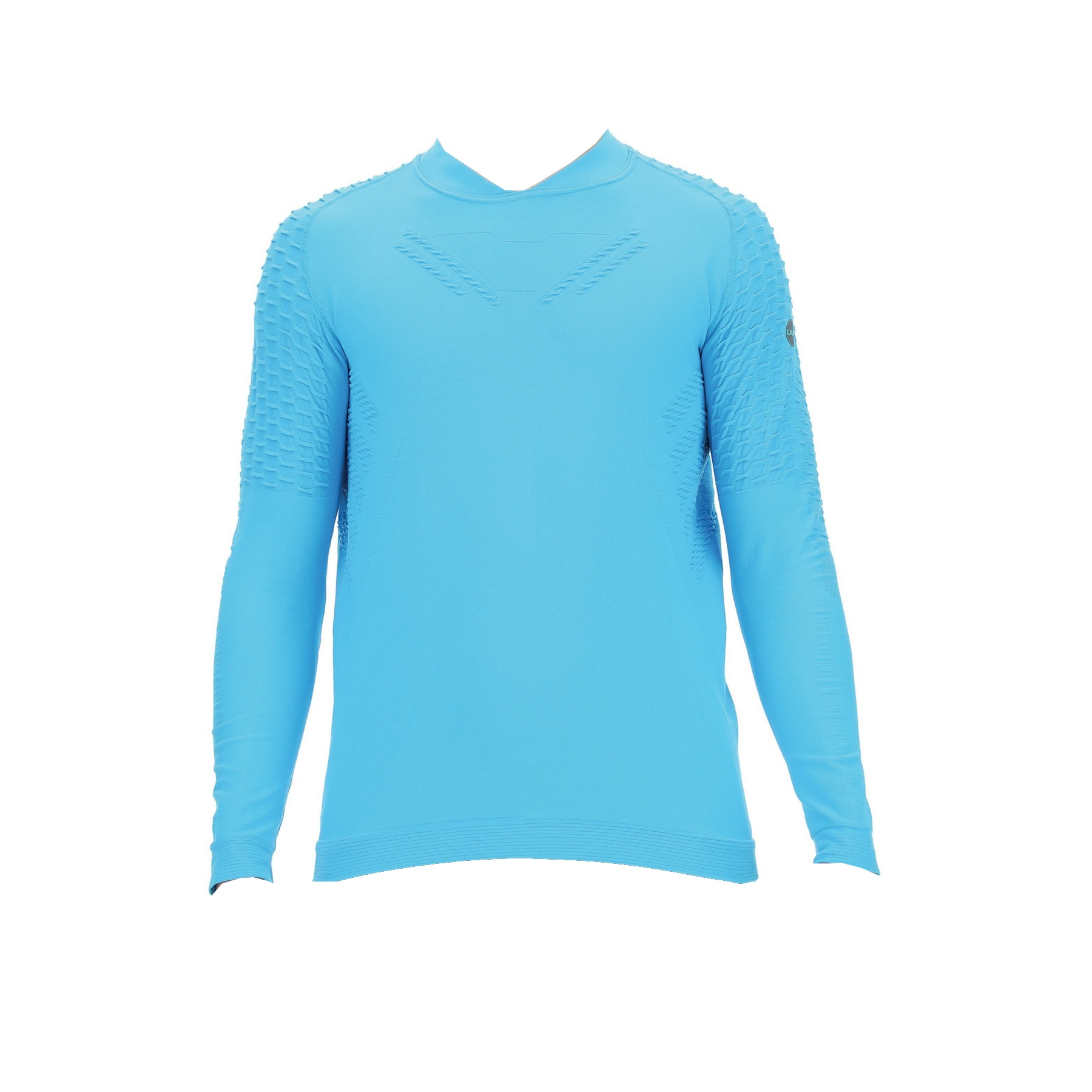 UYN City Running Longsleeve Shirt - Blue Danube