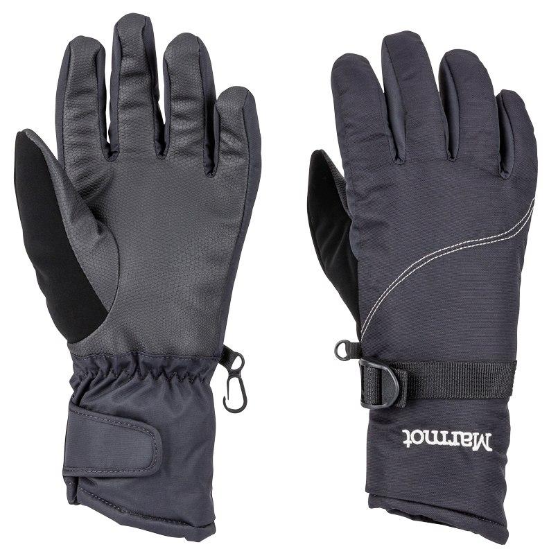 Image of Marmot Women's On Piste Glove - black