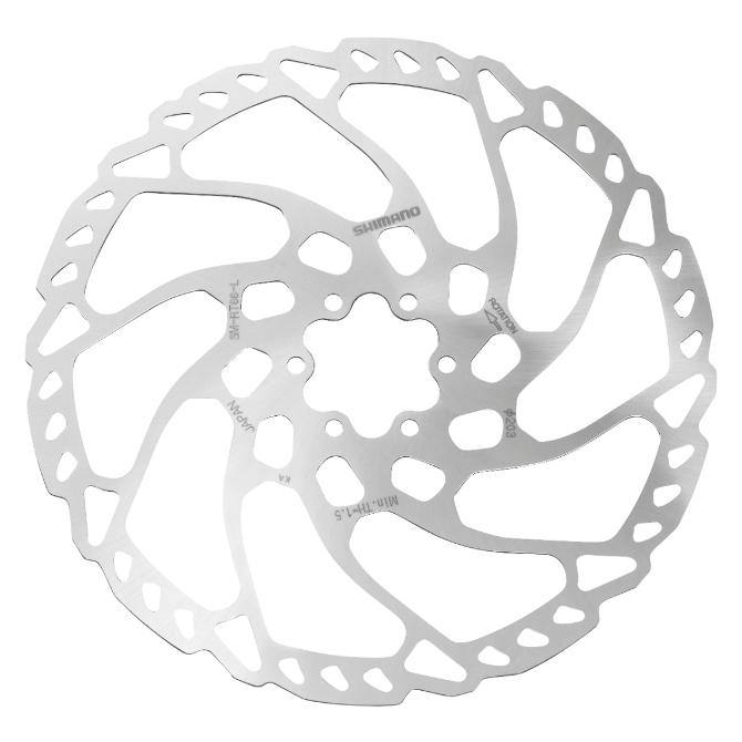 Produktbild von Shimano SLX SM-RT66-SKC Bremsscheibe - 6-Loch