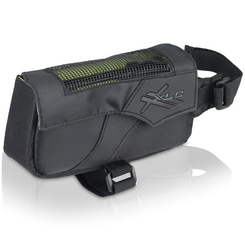 XLC BA-S60 Oberrohrtasche - schwarz/anthrazit