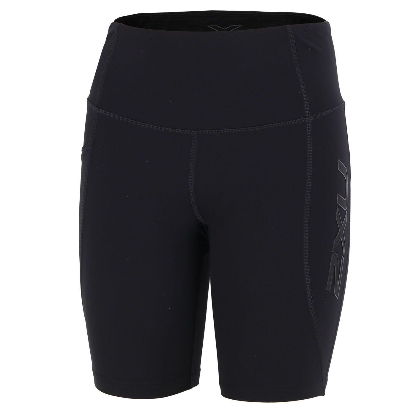 Imagen de 2XU Fitness New Heights Bike Pantalon corto para mujer - black/black