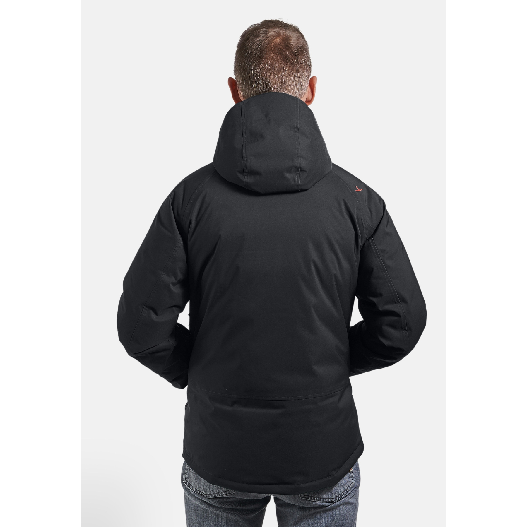 Bild von Yeti Herren Reese Daunenisolierte Hard Shell Jacke - schwarz