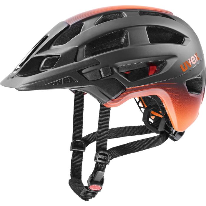 Uvex finale 2.0 Tocsen Helmet - titan - orange mat