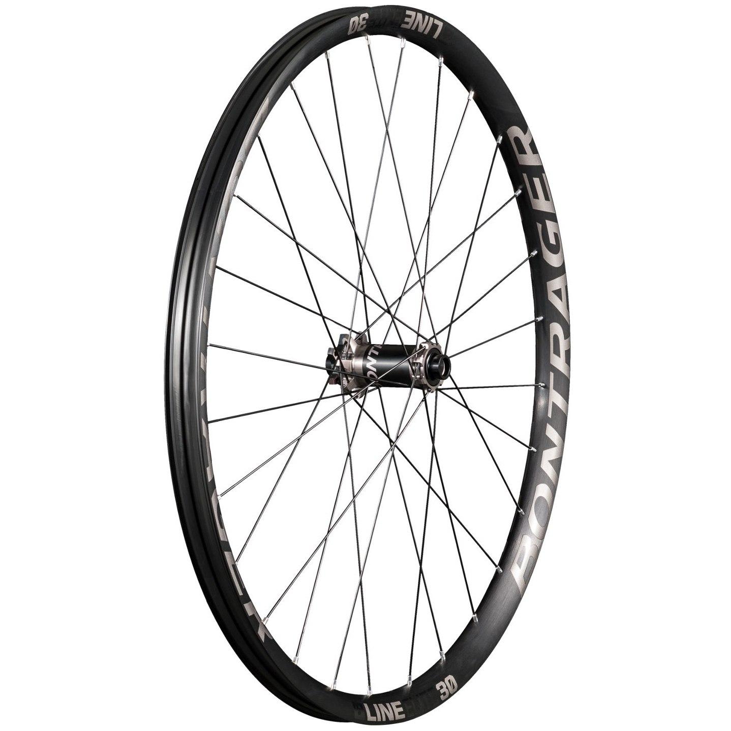 """Bontrager Line Elite 30 TLR Boost 27,5"""" Front Wheel - 6-Bolt - 15x110mm Boost"""