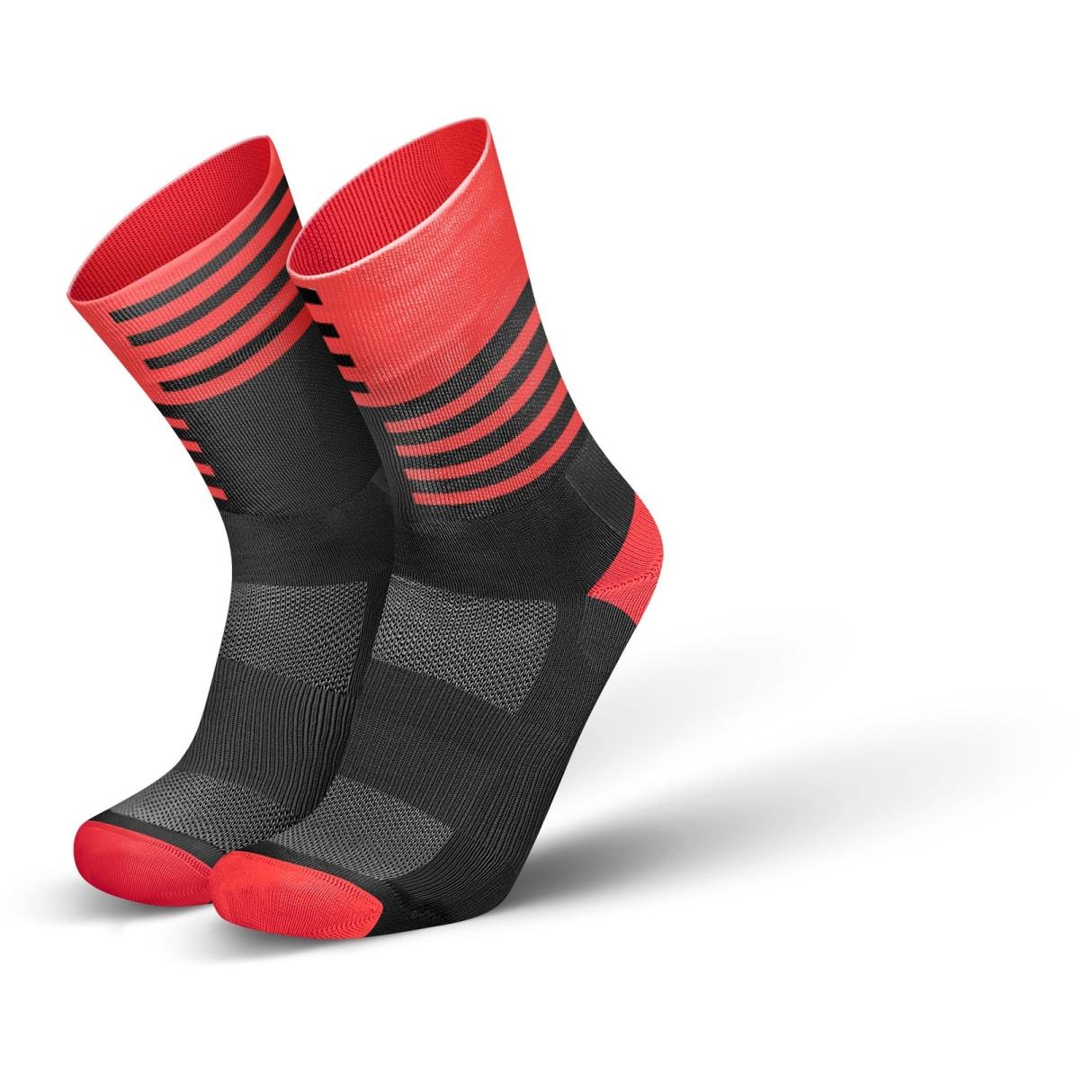 Produktbild von INCYLENCE Ultralight Wings Socken - Black Inferno