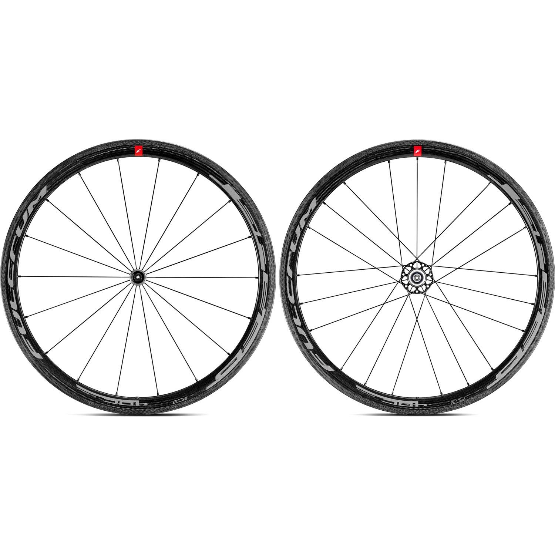 Fulcrum Speed 40C Carbon Wheelset Clincher - black