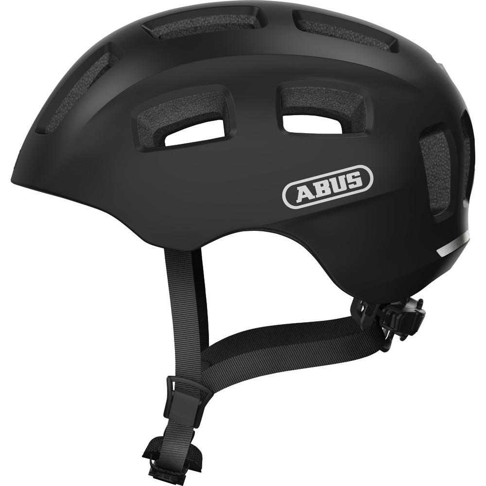 ABUS Youn-I 2.0 Casco - velvet black