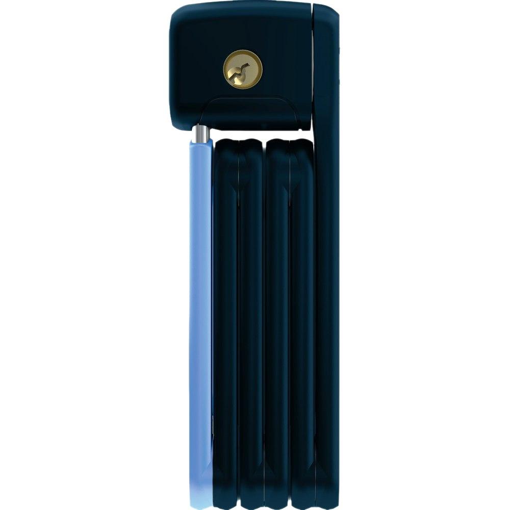 ABUS Bordo Lite 6055/60 Mini Folding Lock - Movistar Team