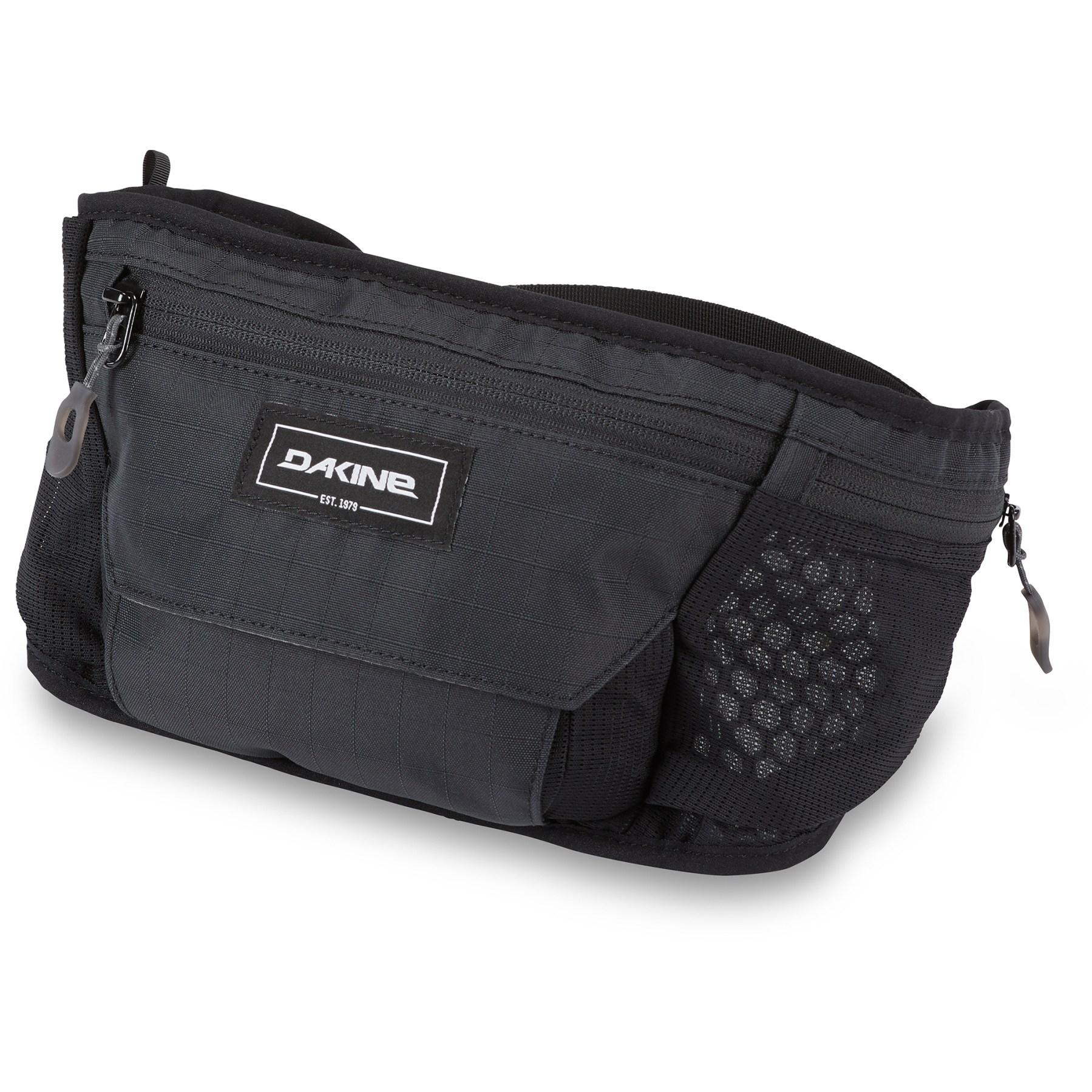 Dakine Hot Laps Stlth Bike Waist Bag - black