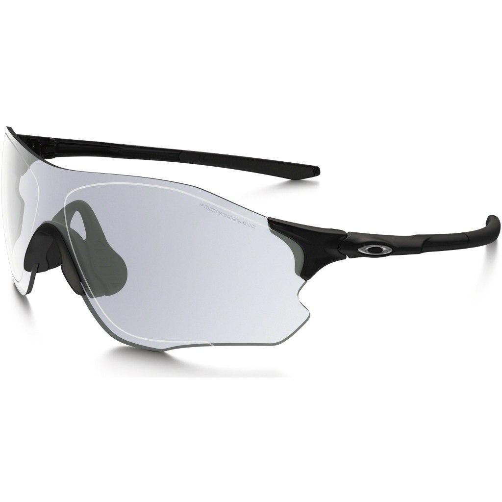 Foto de Oakley EVZero Path Polished Black/Clear Black Photochromic Glasses OO9308-13