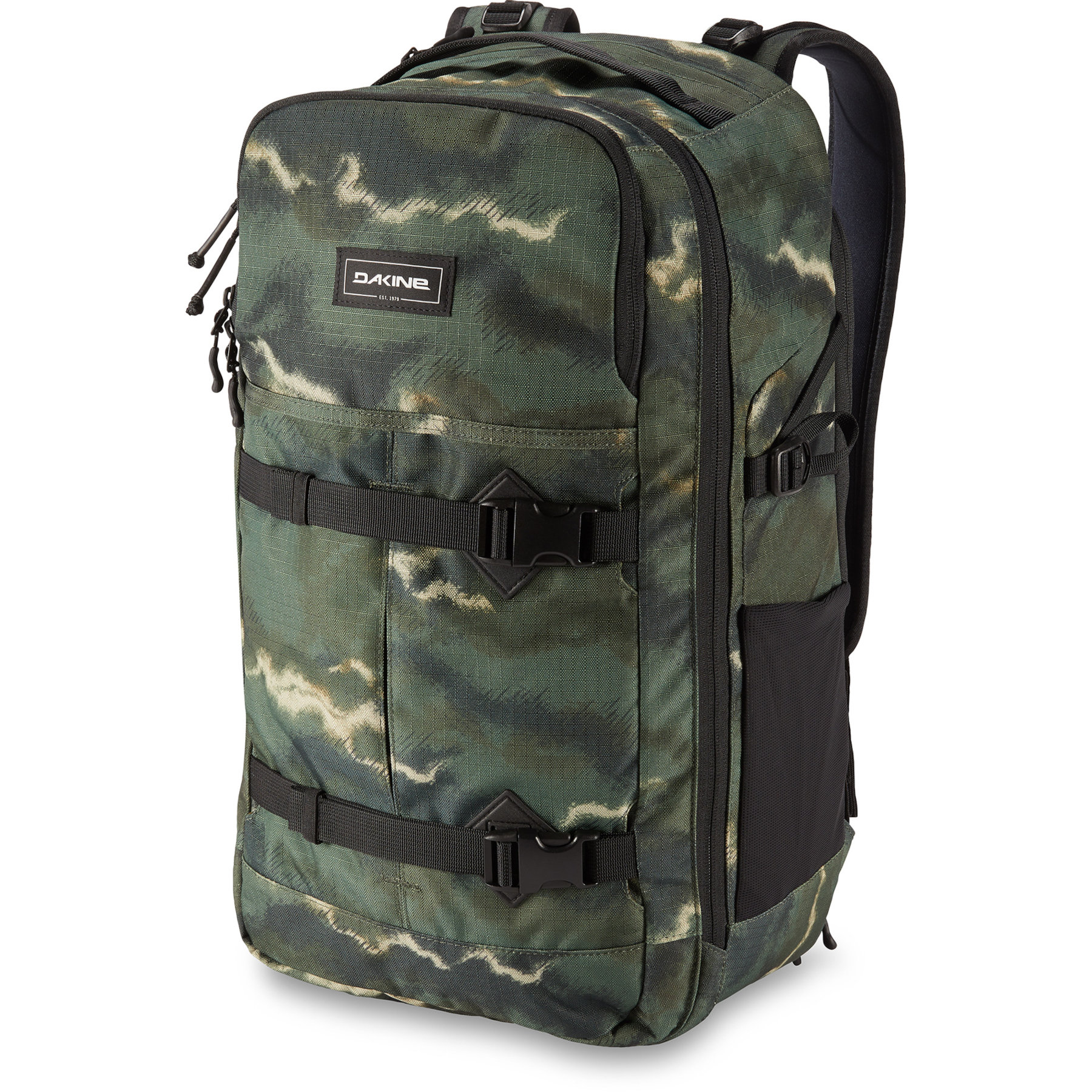 Dakine Split Adventure 38L Backpack 10001254 - Olive Ashcroft Camo