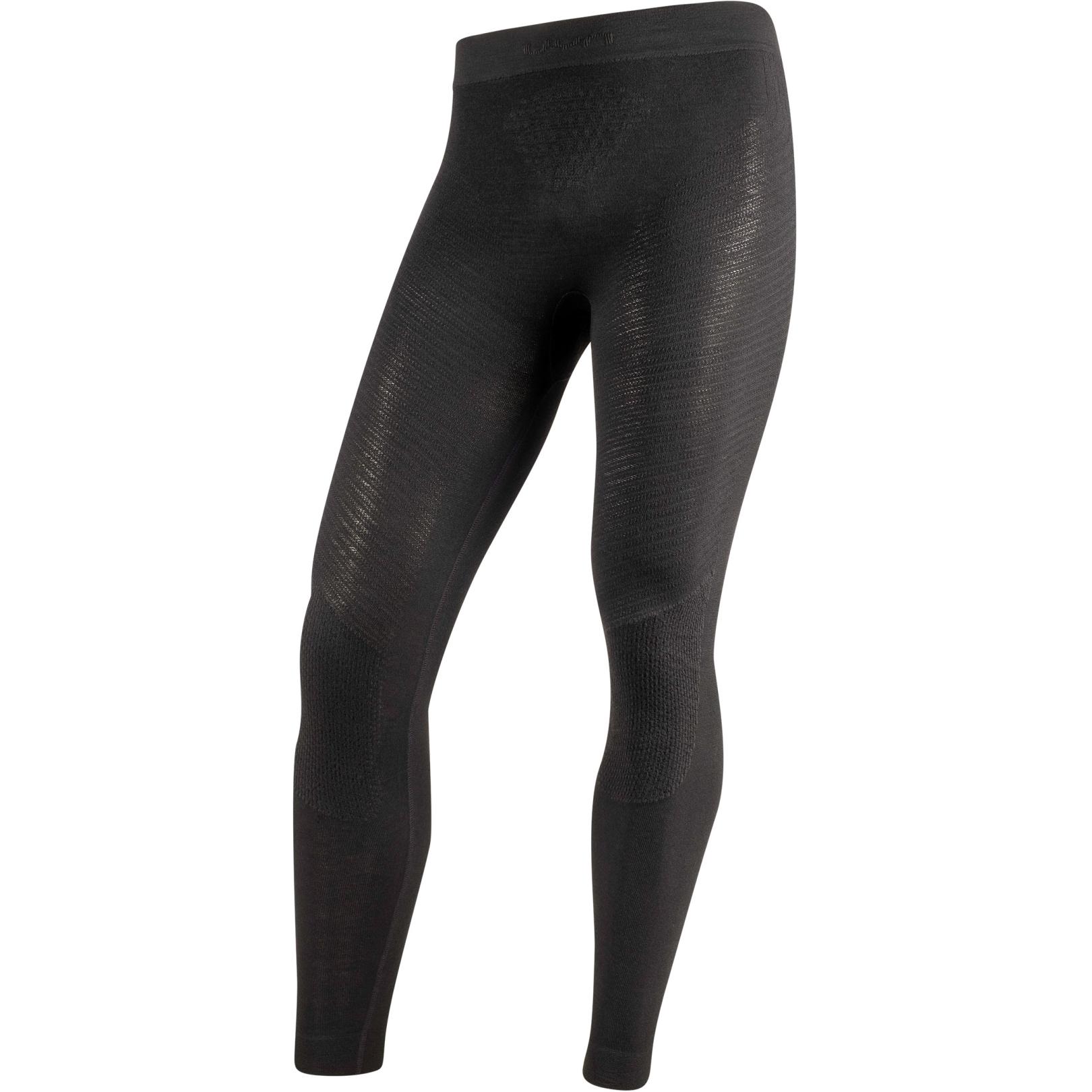 Bild von UYN Fusyon Herren Cashmere Unterhose lang - Black/Black