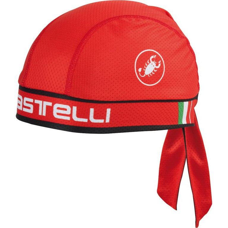 Castelli Bandana 13048 - red 023