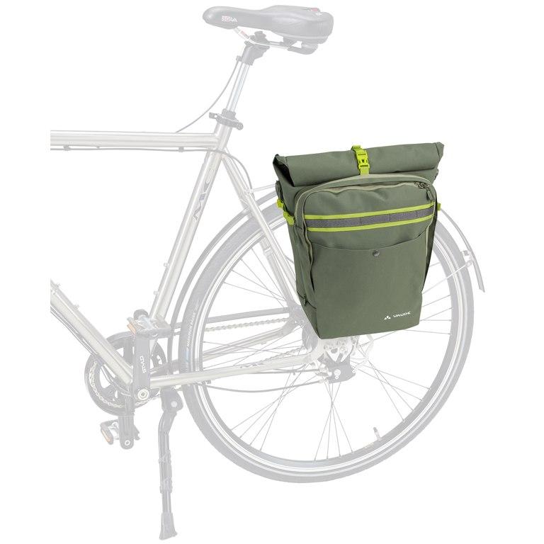Bild von Vaude ExCycling Back Radtasche - cedar wood