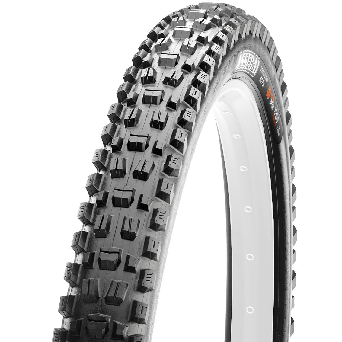 """Picture of Maxxis Assegai MTB Folding Tire TR EXO 3C MaxxTerra WT - 29x2.50"""""""