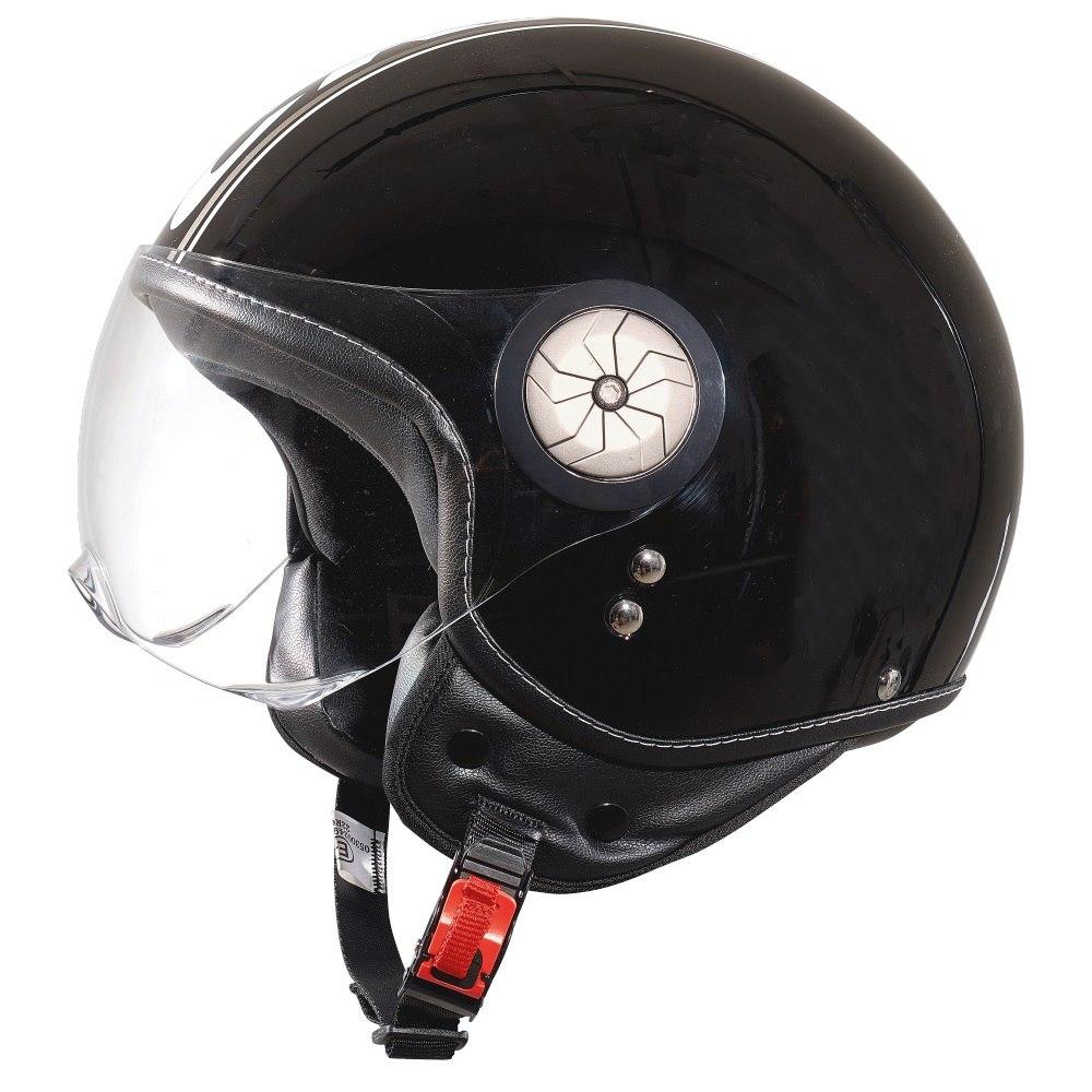 CRATONI Milano Helmet - black-white glossy