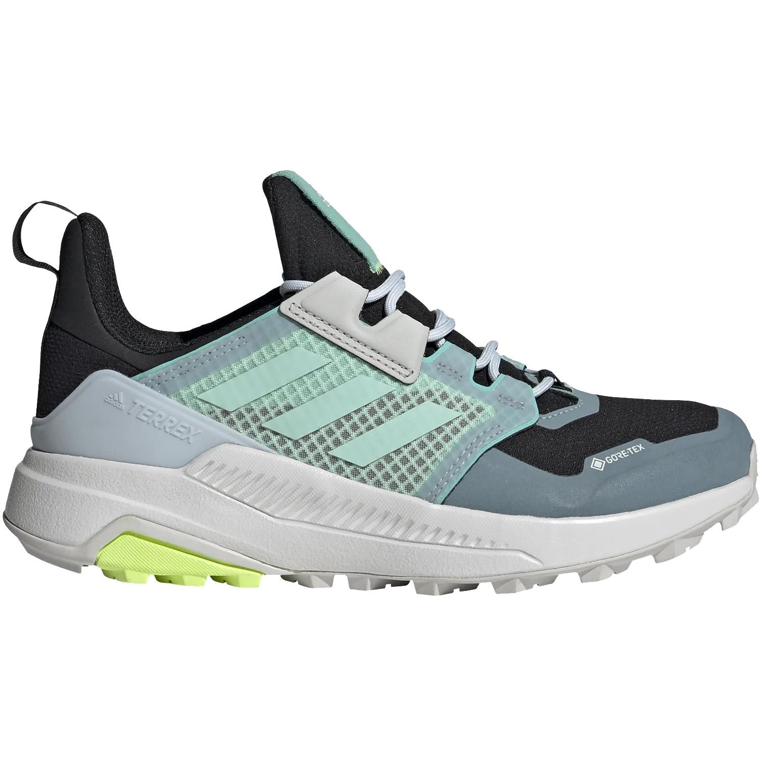 adidas TERREX Trailmaker GORE-TEX Zapatillas de Senderismo Mujer - core black/clear mint/acid mint FX4694