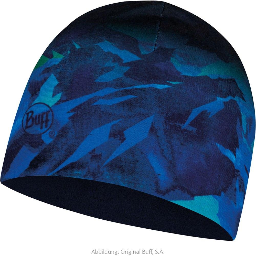 Foto de Buff® Gorro microfibra & polar para niños - High Mountain Blue