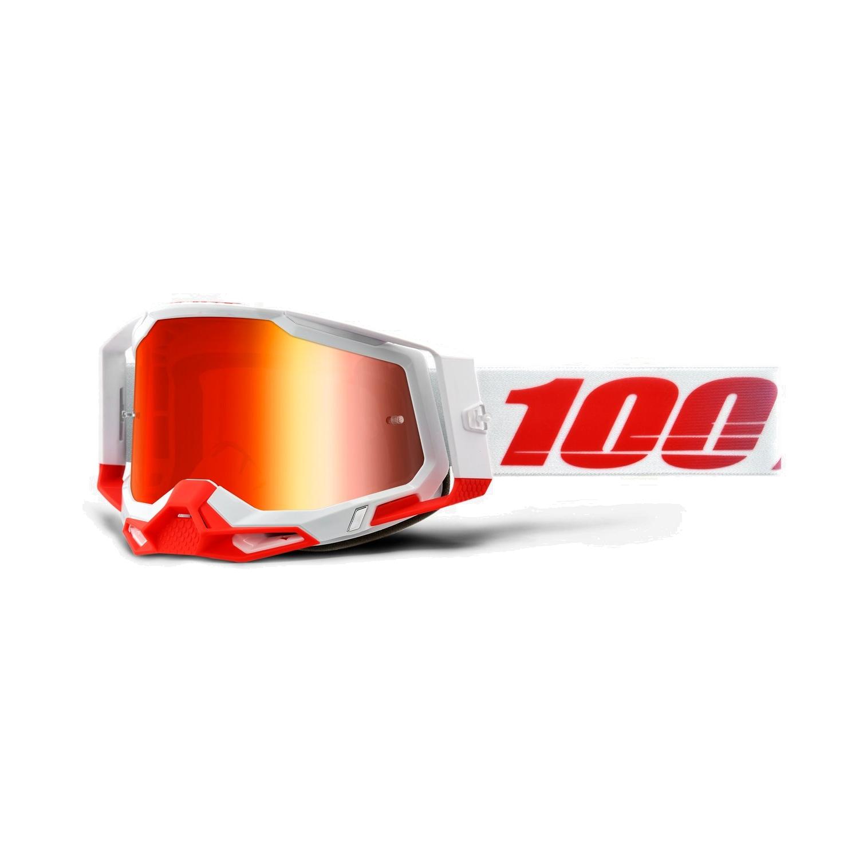 100% Racecraft 2 Goggle Mirror Lens Gafas - St-Kith