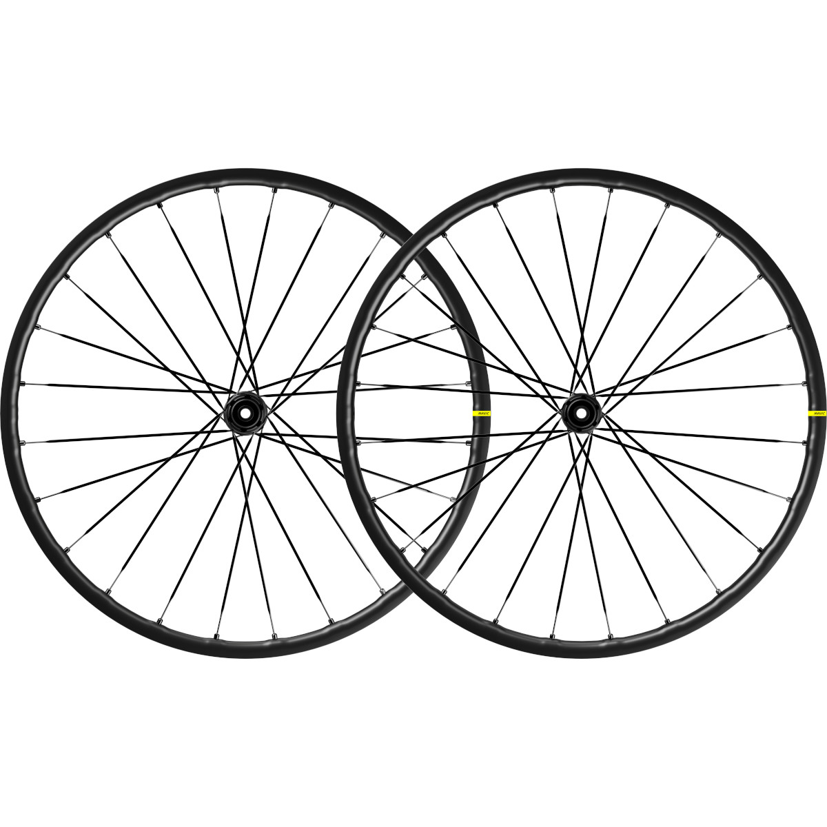 Mavic Allroad SL Road+ 650B UST Laufradsatz - Centerlock - VR: 12x100mm | HR: 12x142mm - Shimano HG