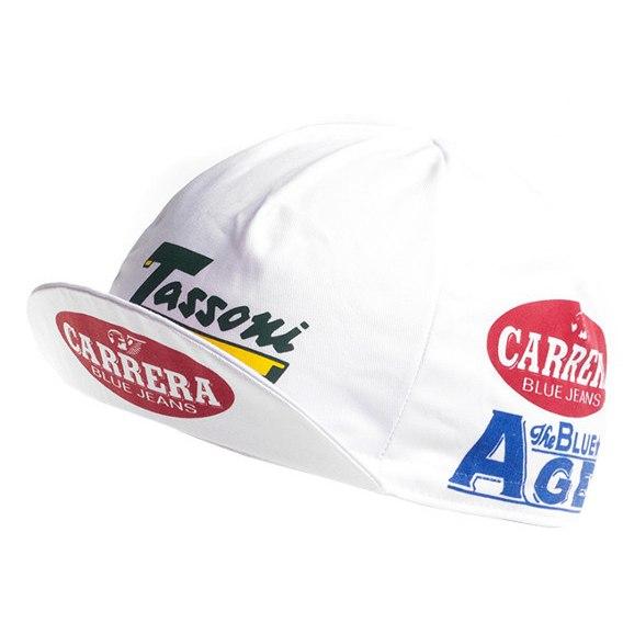 Apis Retro Style Team Cycling Cap - CARRERA