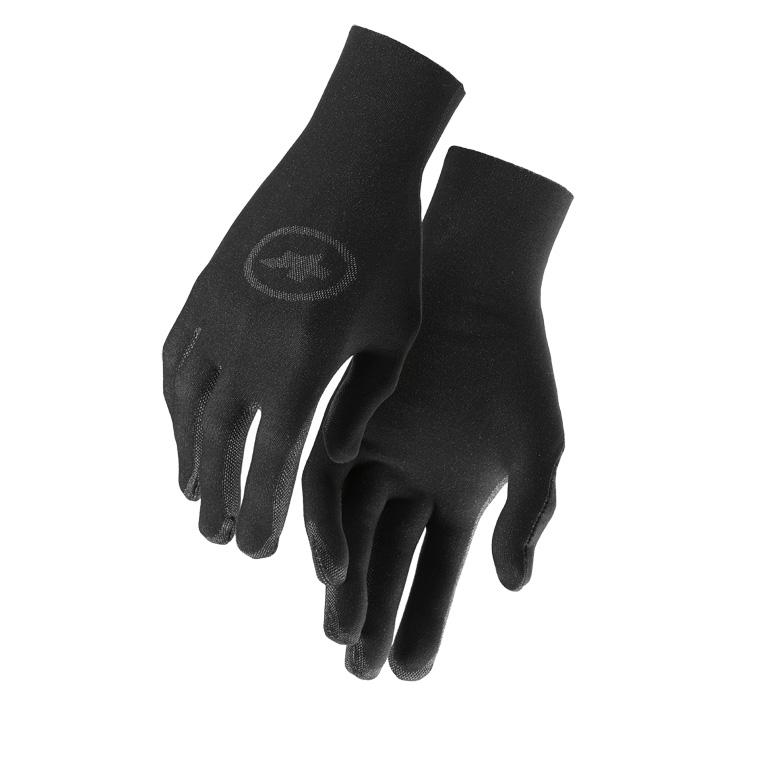 Produktbild von Assos ASSOSOIRES Spring Fall Liner Handschuhe - blackSeries