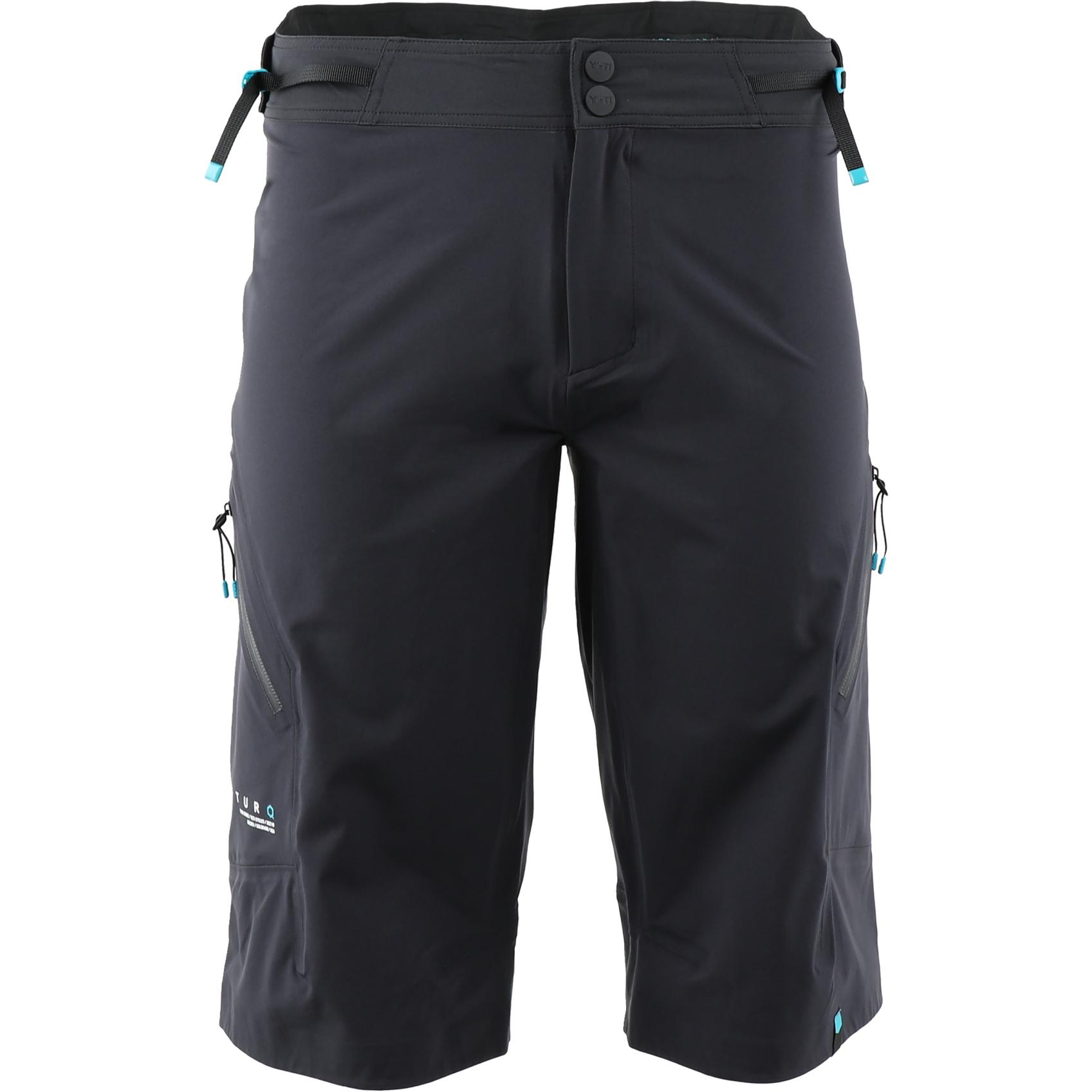 Yeti Cycles TURQ Mystic Shorts - Black