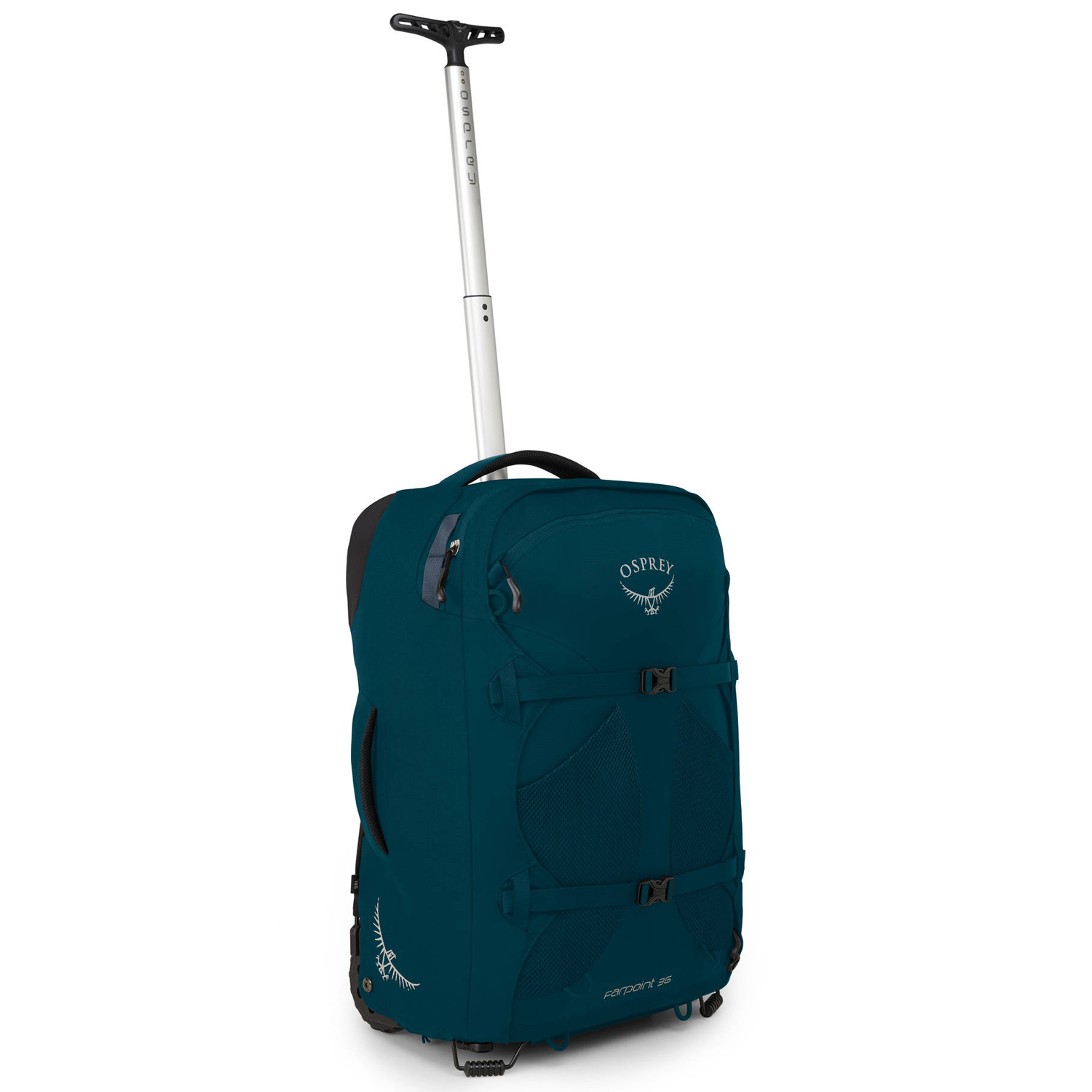 Picture of Osprey Farpoint Wheels 36 - Travel Bag - Petrol Blue