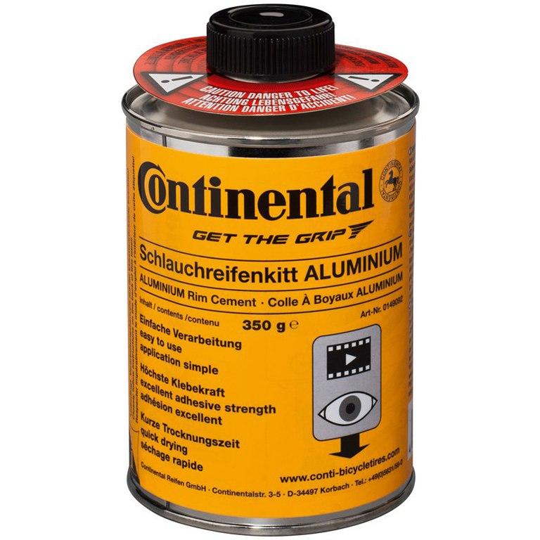 Continental Tubular Cement for Aluminium Rims 350g Can