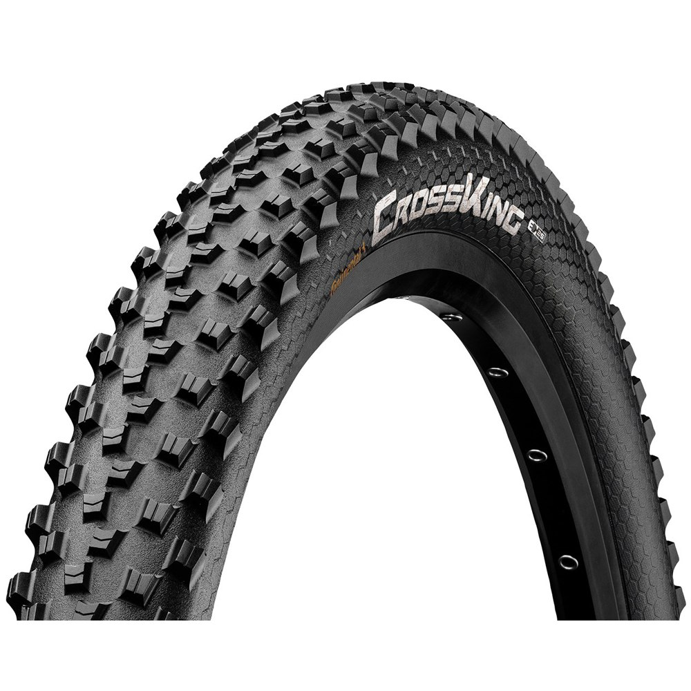 Image of Continental Cross King Performance MTB-Wire Bead Tire - 26x2.2 Inches