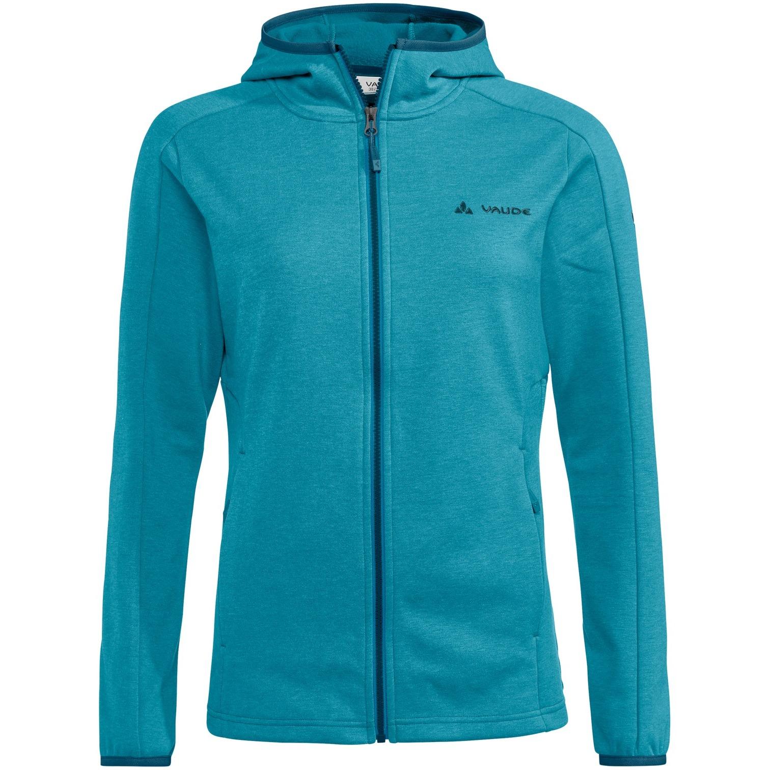 Vaude Women's Moena Fleece Jacket - arctic blue