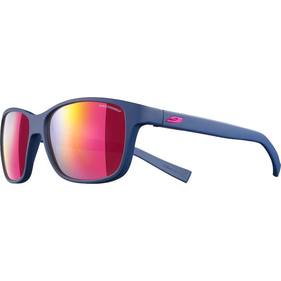 Julbo Powell Spectron 3CF Damen Sonnenbrille - Blau Rosa / Multilayer Rosa