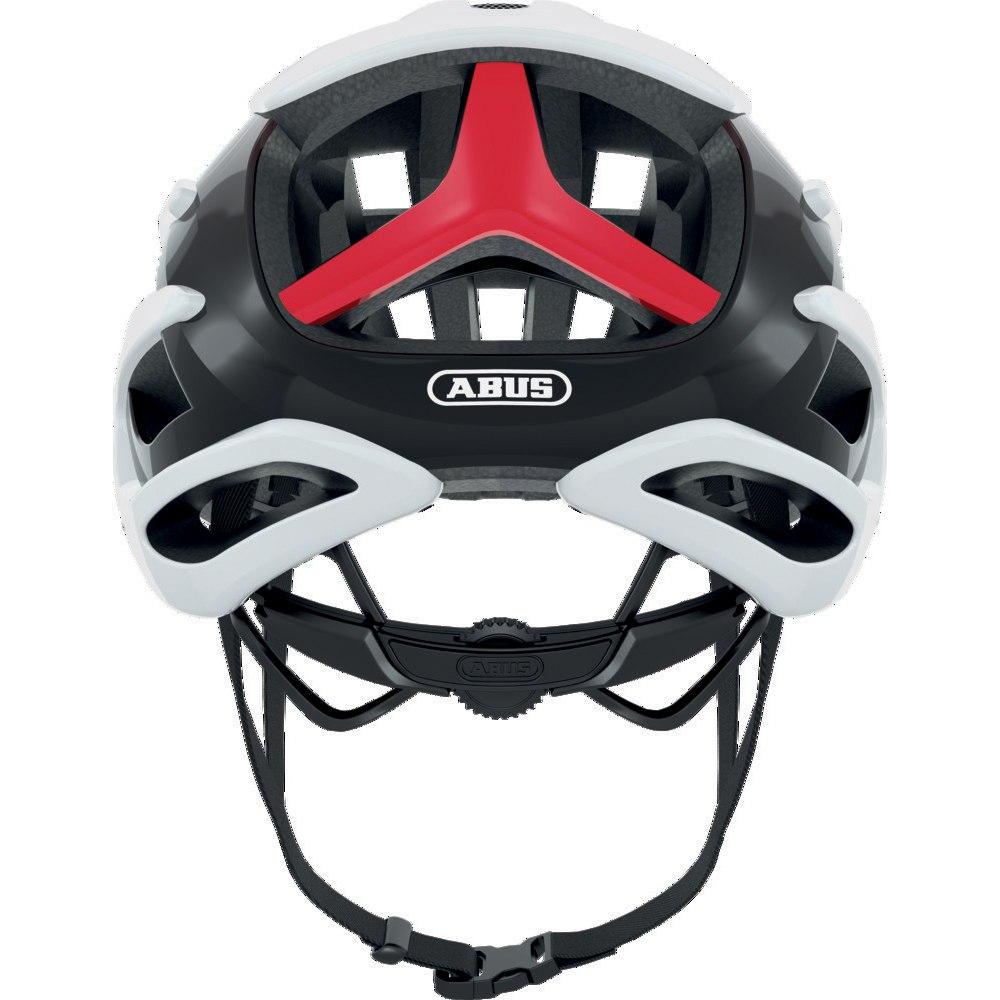 Imagen de ABUS AirBreaker Casco - blanco rojo