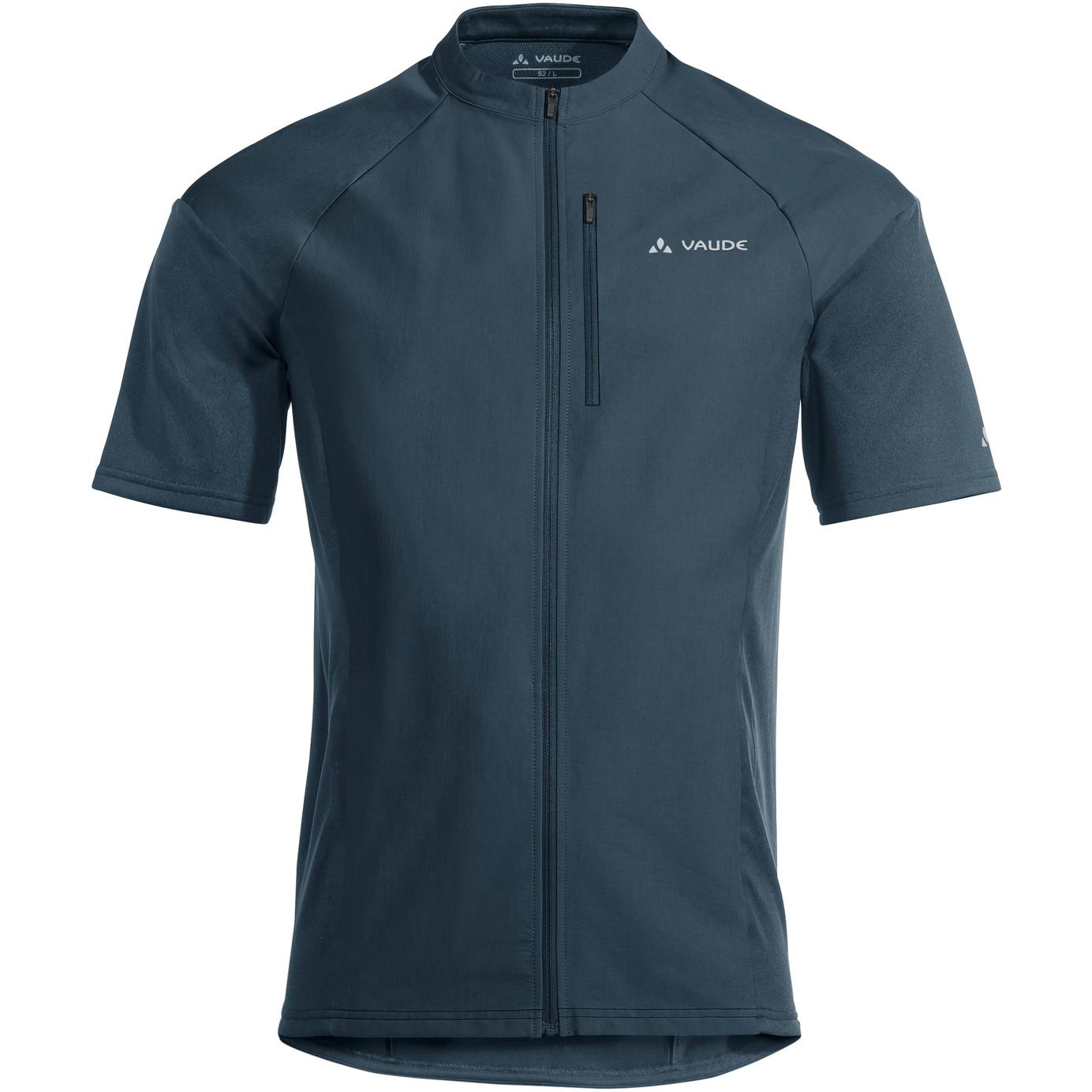 Vaude Men's Qimsa Wind T-Shirt - steelblue