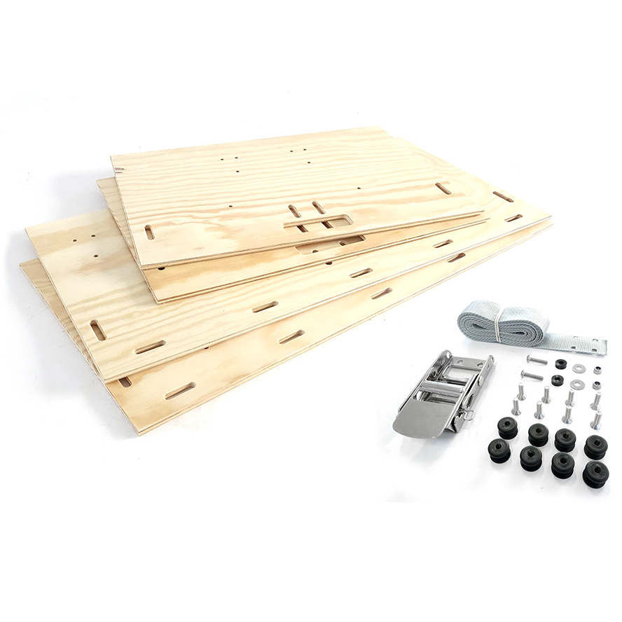 Picture of hinterher Hmax Board Wall with Tension Belt