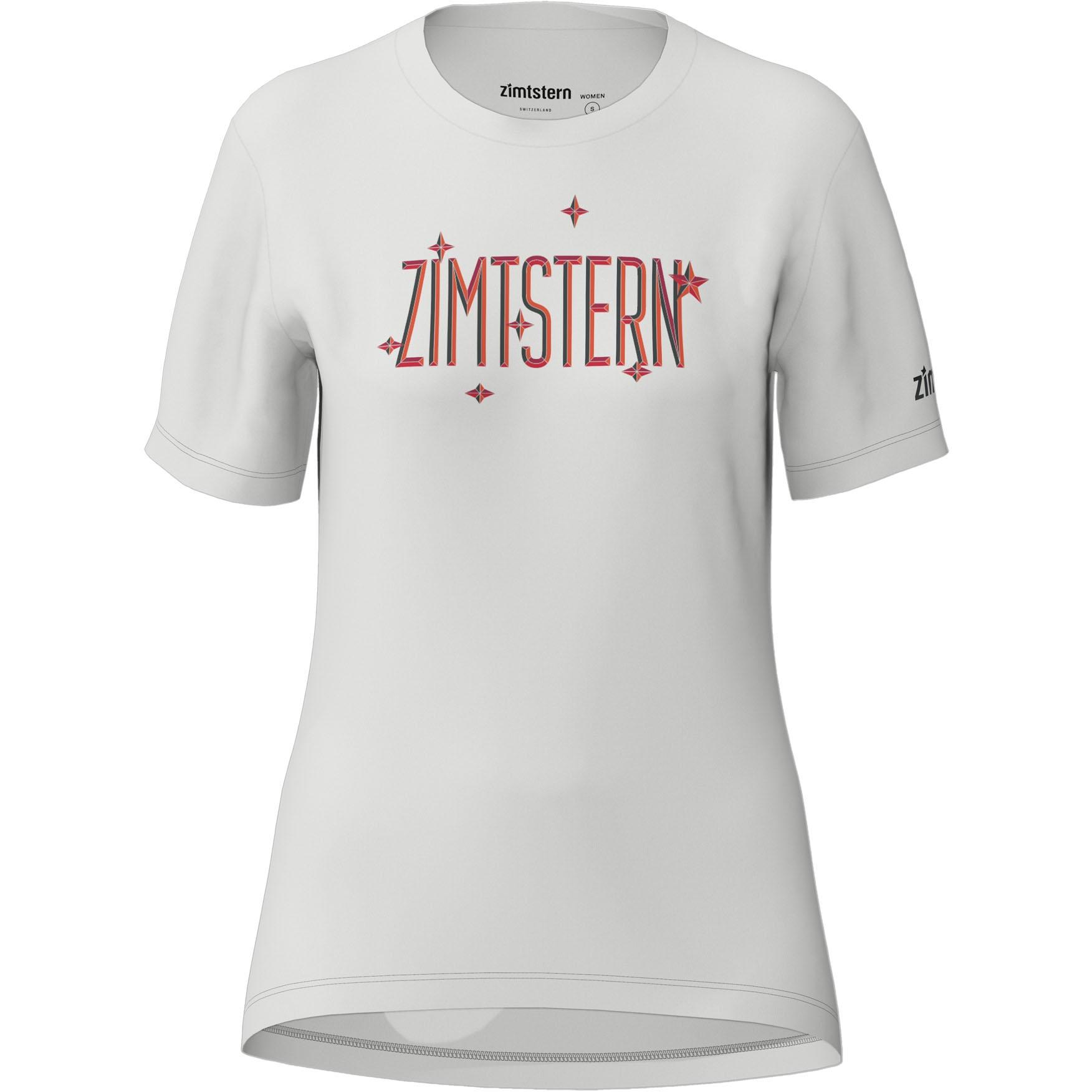 Zimtstern Starduzt T-Shirt Damen - white
