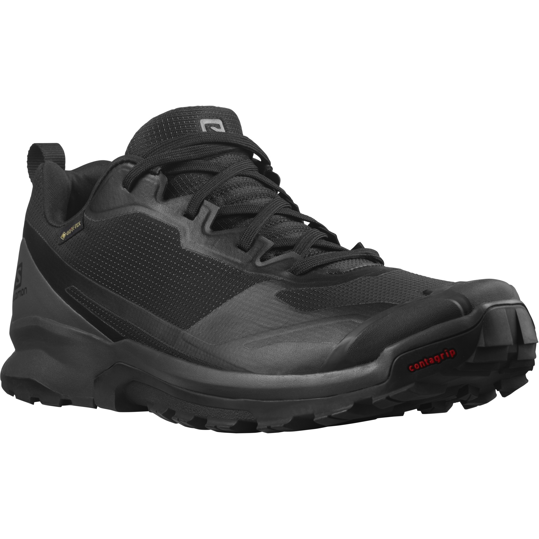 Produktbild von Salomon XA Collider 2 Gore-Tex Trail Laufschuhe - black/black/ebony