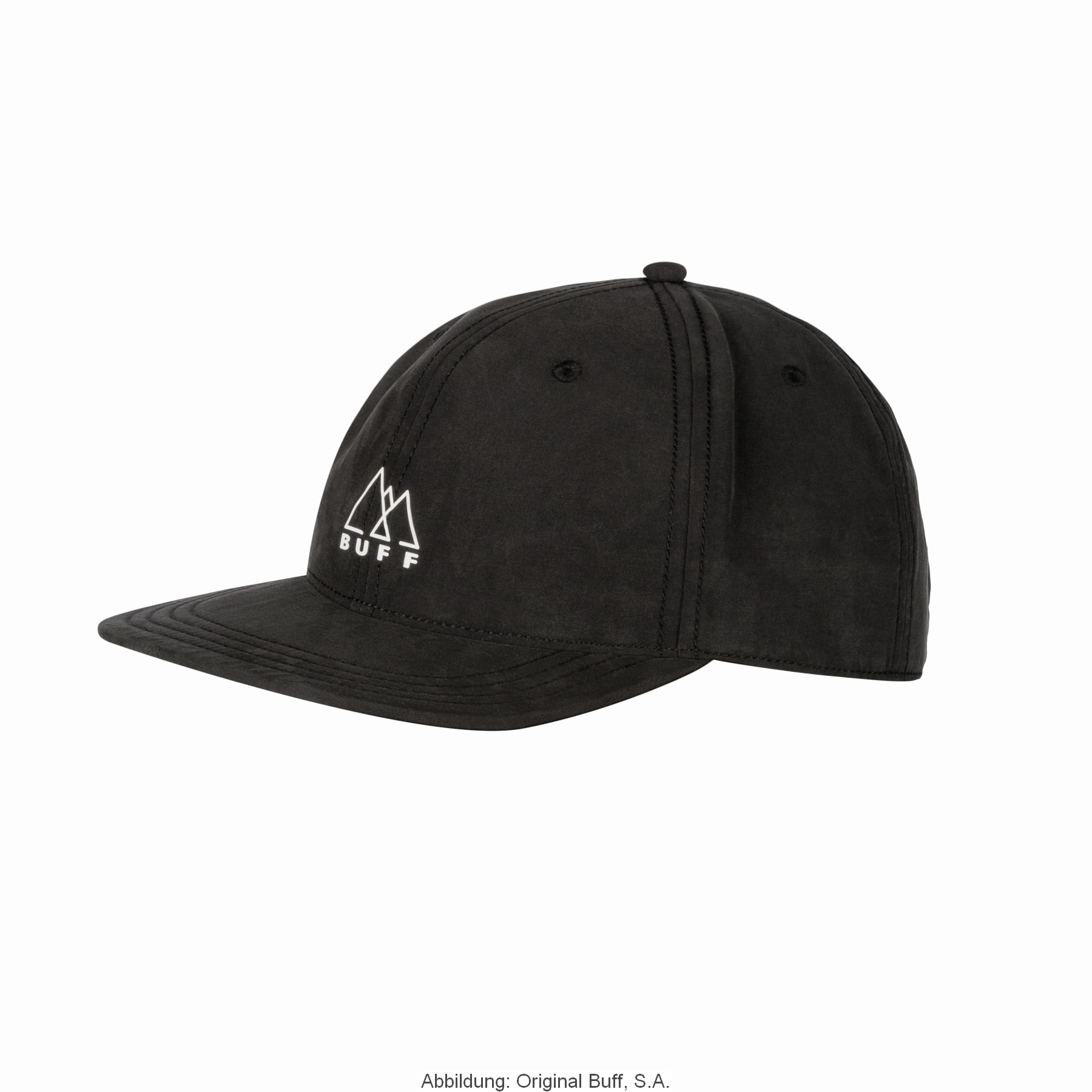 Buff® Pack Baseball Cap - Solid Black