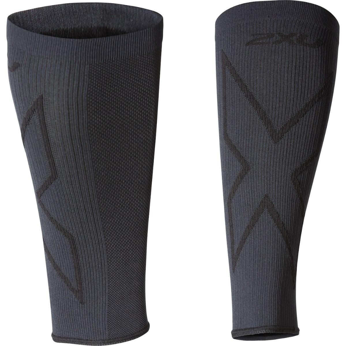 2XU X Compression Calf Pantorrillera - titanium/black