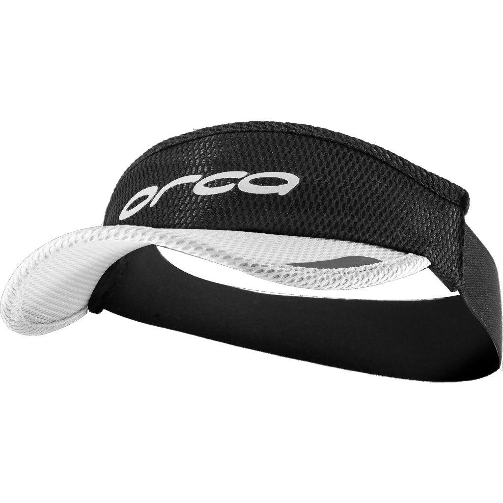 Produktbild von Orca Triathlon Flex-Fit Visor - white